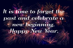 Happy New Year 2021 With Message Visitquotes
