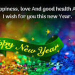 Happy New Year Health Wishes Facebook