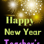 Happy New Year Quotes For Teacher Pinterest