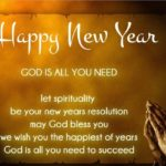 Happy New Year Spiritual Quotes