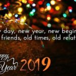 Happy New Year Wishes 2019 Images Tumblr