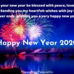 Happy New Year Wishes 2020 Quotes Tumblr