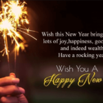 Happy New Year Wishes Best Quotes Pinterest