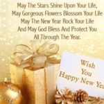 Happy New Year Wishes Letter For Friends Twitter
