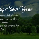 Happy New Year Wishes To Parents Facebook