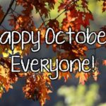Happy October Quotes Pinterest