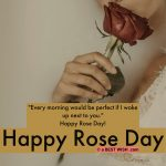 Happy Rose Day Best Wishes