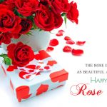 Happy Rose Day Message Pinterest