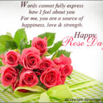 Happy Rose Day Message Tumblr