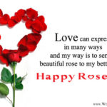 Happy Rose Day My Husband Twitter