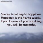 Happy Successful Life Quotes Twitter