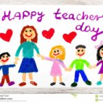 Happy Teachers Day Words Pinterest