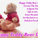 Happy Teddy Day To Girlfriend Facebook