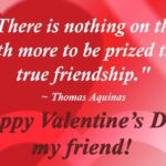 Happy Valentine My Friend Twitter