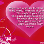 Happy Valentines Day Poems For Her Facebook