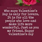 Happy Valentines Day Quotes For Best Friends Twitter