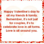 Happy Valentines Day To All My Friends Twitter