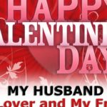 Happy Valentines Wishes For Husband Twitter