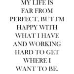 Happy With My Life Quotes Tumblr