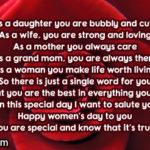 Happy Women's Day Short Poems Facebook