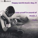 Happy World Music Day Quotes Tumblr