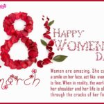 Happy World Women's Day Facebook