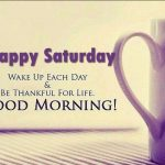 Have A Great Saturday Quotes Facebook