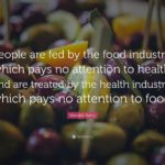Health Food Quotes