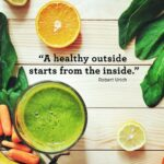Healthy Food Healthy Mind Quotes