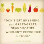 Healthy Food Quotes Sayings Pinterest
