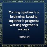 Henry Ford Working Together Success Quote Twitter