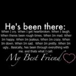 He's My Best Friend Quotes