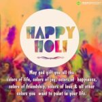 Holi Quotes Images Twitter
