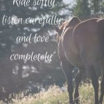 Horse Quotes About Love Pinterest