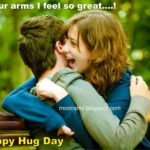 Hug Day Quotes For Friends