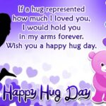 Hug Day Wishes For Girlfriend Tumblr