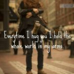Hug Love Quote For Her