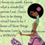 I Am A Strong Black Woman Quotes Twitter