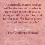 I Am A Woman Of God Quotes