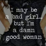 I Am Bad Girl Image Facebook