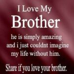 I Love You Brother Quotes Twitter