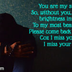 I Miss You My Wife Quotes Pinterest