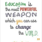 Inspirational Quotes About Education And Learning