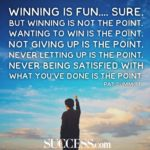 Inspirational Quotes About Winning A Game Tumblr