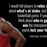 Inspirational Quotes For Players Facebook