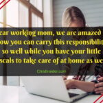 Inspirational Quotes For Working Moms Facebook