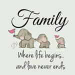 Inspirational Sayings About Family Twitter