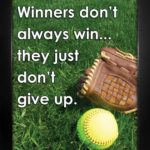 Inspirational Softball Quotes Pinterest