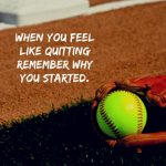 Inspirational Softball Quotes Twitter
