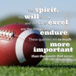 Inspirational Sports Quotes Football Facebook